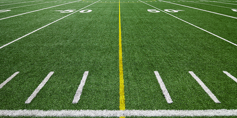 A Different View of the Field